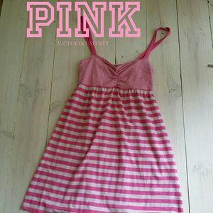 Pink Victoria's Secret sundress